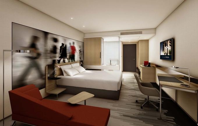 SDC Novetel Room