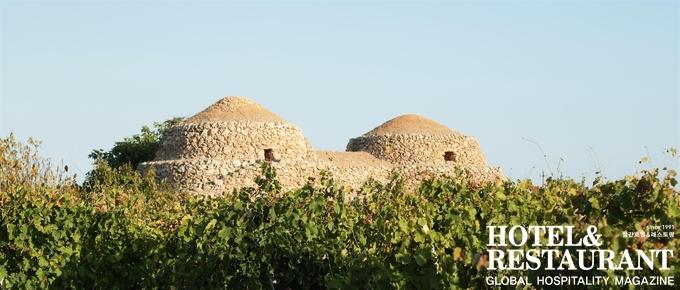 트룰리 포도밭의 'Trulli' 유적